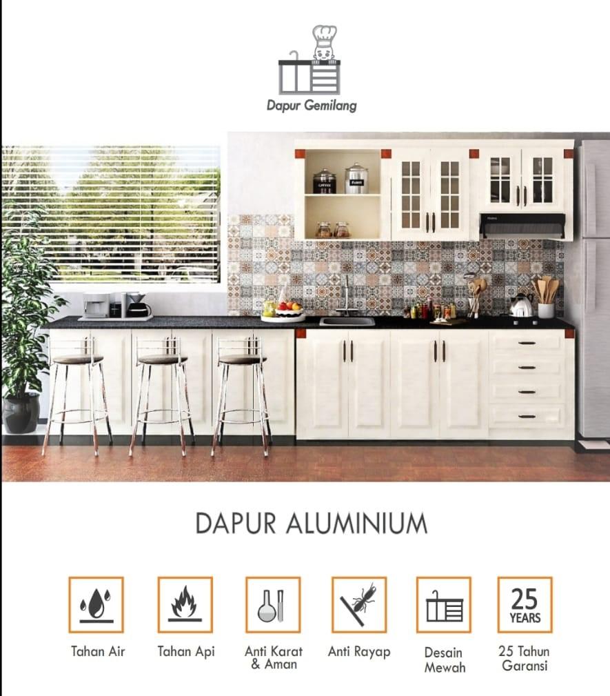 dapur alumunium